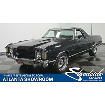 1972 Chevrolet El Camino for sale 101043209